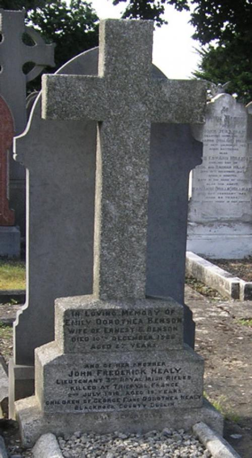 Healy Memorial