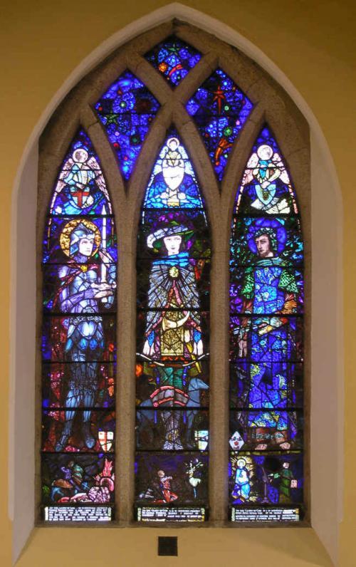Brooke Memorial Window