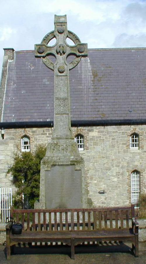 1914 - 1918 Memorial Cross