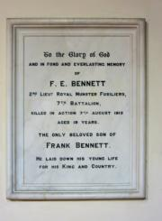Bennet Memorial