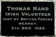 Hand Memorial