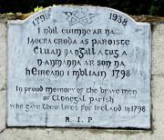 Clonegal 1798 Memroial