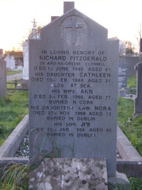Clonmel, St. Patrick's Cemetery