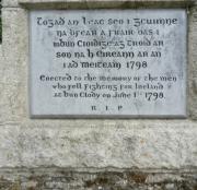 Bunclody 1798 Memorial