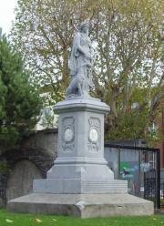 Newgate Prison 1798 Memorial