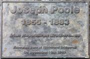Joseph Poole Memorial