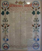 Rathmichael Roll of Honour