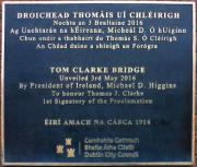 Tom Clarke Memorial