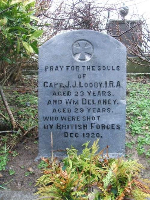 Kilfeacle graveyard