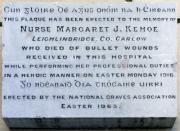 Margaret Kehoe Memorial
