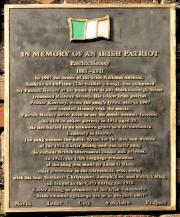 Heeney and Ring Memorial