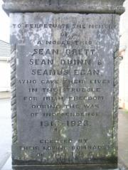 Mullinahone Memorial