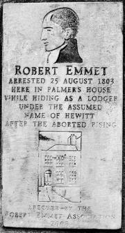 Robert Emmet Memorial