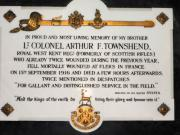 Townshend Memorial