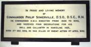 Somerville Memorial