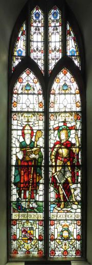 Coghill Memorial window