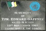 Gaffney Memorial