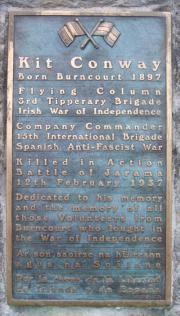 Kit Conway Memorial