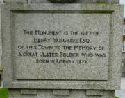 Nicholson Memorial