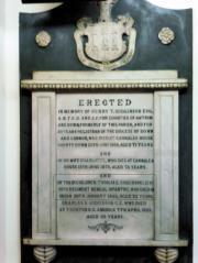 Higginson Memorial