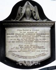 Charles Nicholson Memorial