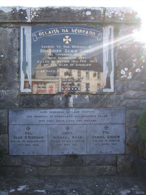 Annacarty I.R.A. Memorial