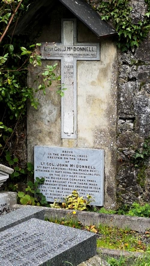 Kilsharvan Cemetery, Co. Meath
