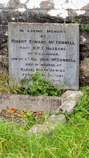 R. E. McDonnell Memorial