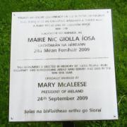 Killarney WW I Memorial
