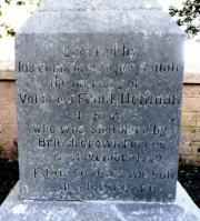 Frank Hoffman Memorial
