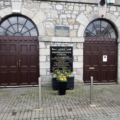 Athy WW I Memorial
