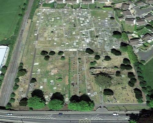 Athy, Old St. Michael's Cemetery