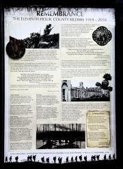 Kildare WW I Memorial