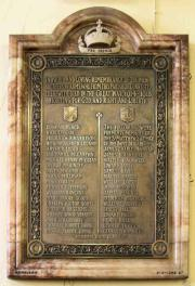 Irishtown St. Mathew's Great War Memorial