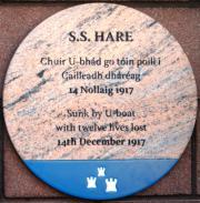 S.S. Hare Memorial