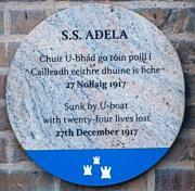 S.S. Adela Memorial