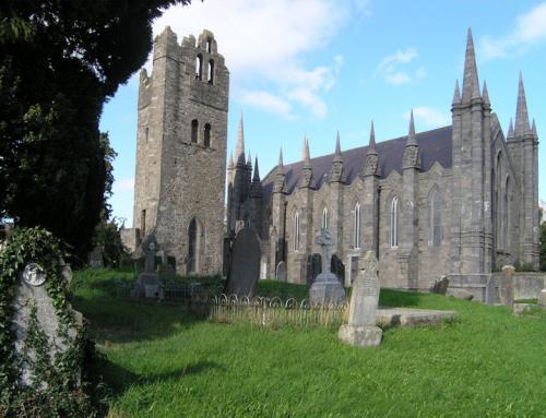 Dublin 24, St. Maelruan's Church