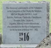 Charleville I.R.A. Memorial
