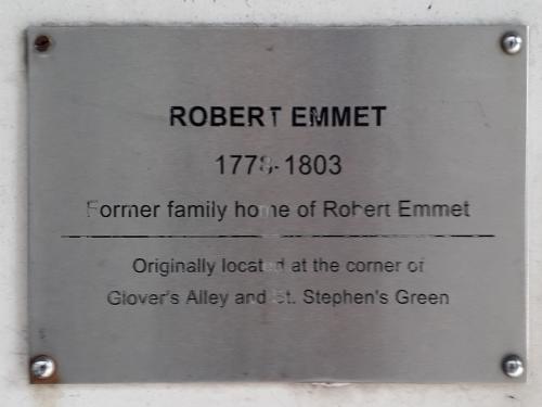 Dublin 02, St. Stephen's Green, Nos. 124-127