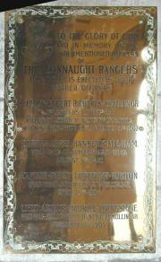 Connaught Rangers Boer War Memorial