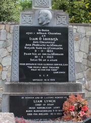 Liam Lynch Memorial