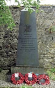 Leinster Regiment Memorial