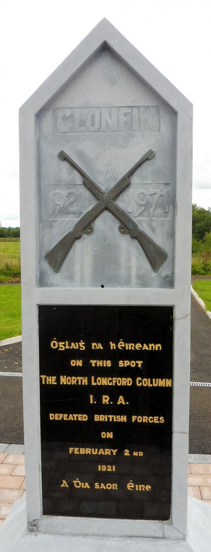 Clonfin Ambush Memorial
