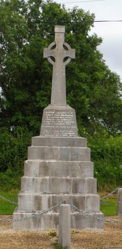 Seán MacFactna Memorial