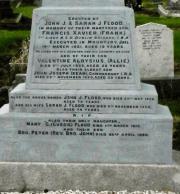Frank Flood Memorial