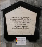 Hayne Memorial