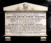 E. J. Travers Memorial