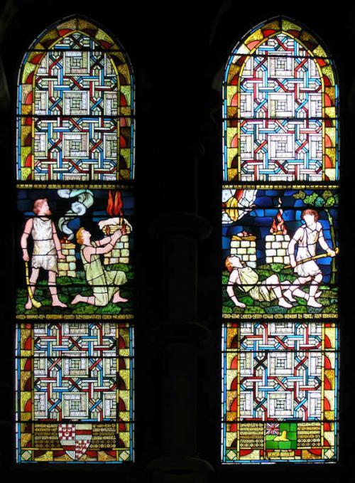 Melvill Memorial Window