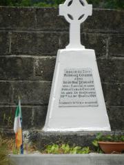 Céitinn and MacGerailt Memorial