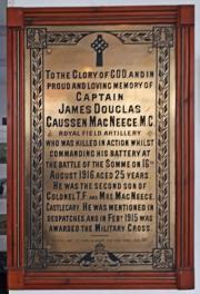 MacNeece Memorial